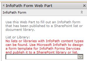 infopath help
