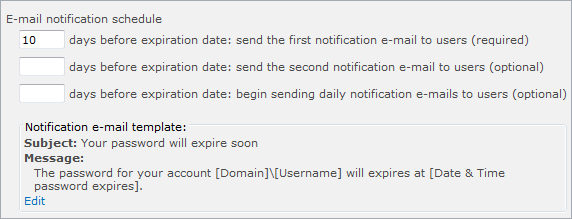 HarePoint Password Change for SharePoint